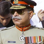 Lt General Rashid Mehmood