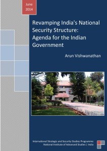 Revamping India s National Security Structure-Cover