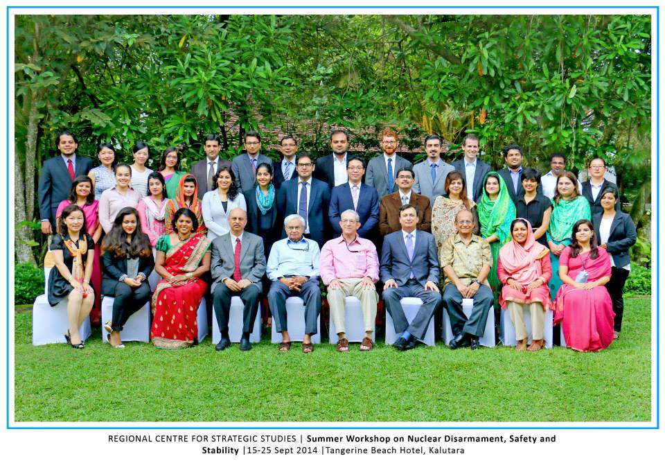 RCSS Group Photo