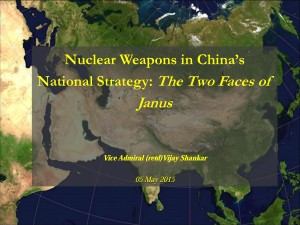 Vijay Shankar - Nuclear Weapons in China's National Strategy