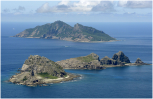 Senkaku Islands, Image Courtesy: Japan Times