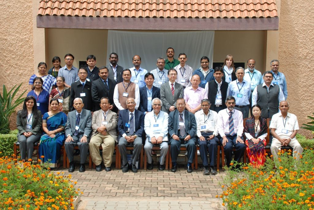Group Photo of Speakers and Participants | International Confernce: Myanmar at the Crossroads | NIAS, July 20-22, 2015