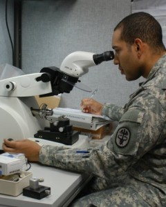 Copyright: US Army Website