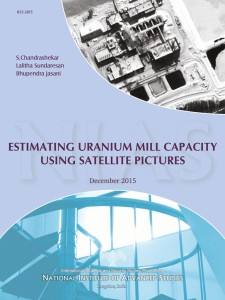 Estimation of Uranium Mill Sites