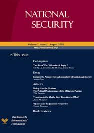 Changing Nature of Deterrence: The Challenge of Asymmetric Threats